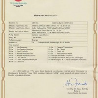 Sağlık Bakanlığı Ürün Bildirimi